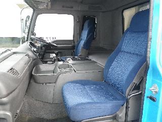 いすゞ 平ボデー・Wキャブ・シャーシ 大型 平成20年3月 PKG-CYY77V8 10枚目