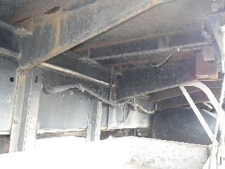いすゞ 平ボデー・Wキャブ・シャーシ 大型 平成20年3月 PKG-CYY77V8 20枚目