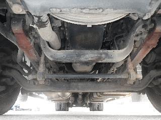 いすゞ 平ボデー・Wキャブ・シャーシ 大型 平成20年3月 PKG-CYY77V8 23枚目