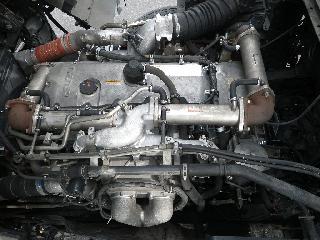 いすゞ 平ボデー・Wキャブ・シャーシ 大型 平成20年3月 PKG-CYY77V8 24枚目