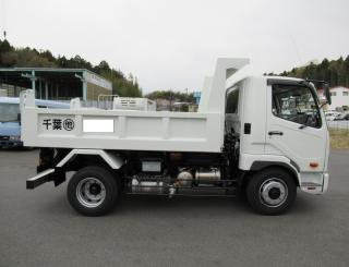 三菱 ダンプ 増トン  2KG-FK72FZ 6枚目