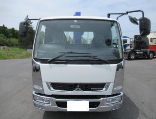 三菱 クレーン付 増トン  2KG-FK62FZ 2枚目