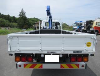 三菱 クレーン付 増トン  2KG-FK62FZ 4枚目