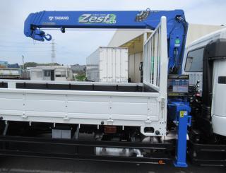 三菱 クレーン付 増トン  2KG-FK62FZ 20枚目