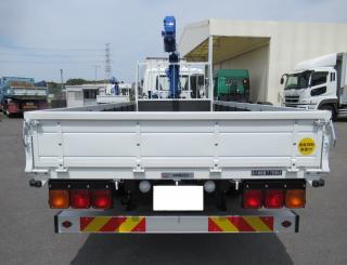 三菱 クレーン付 増トン  2KG-FK62FZ 5枚目