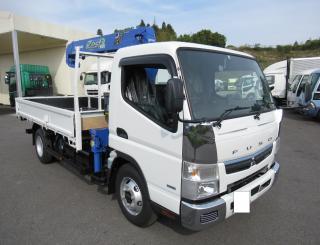 三菱 クレーン付 小型 平成31年4月 TPG-FEB80 1枚目