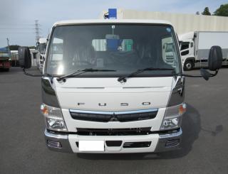三菱 クレーン付 小型  TPG-FEB80 2枚目