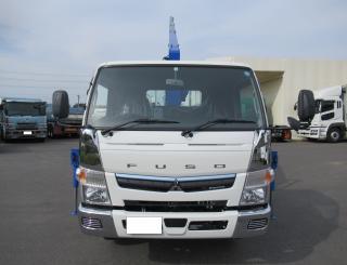 三菱 クレーン付 小型  TPG-FEB80 16枚目