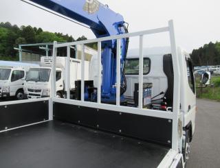 三菱 クレーン付 小型  TPG-FEB80 28枚目