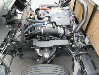 いすゞ 平ボデー・Wキャブ・シャーシ 小型 平成29年4月 TRG-NPR85AR 29枚目
