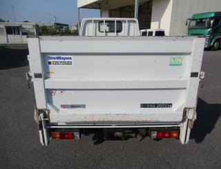 三菱 平ボデー・Wキャブ・シャーシ 小型 平成25年4月 TKG-FBA20 5枚目