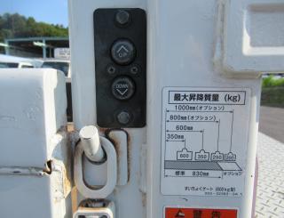 三菱 平ボデー・Wキャブ・シャーシ 小型 平成25年4月 TKG-FBA20 16枚目