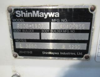 三菱 平ボデー・Wキャブ・シャーシ 小型 平成25年4月 TKG-FBA20 20枚目