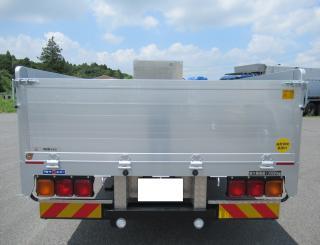 三菱 平ボデー・Wキャブ・シャーシ 大型  2PG-FS74HZ 5枚目