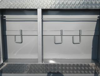 三菱 平ボデー・Wキャブ・シャーシ 大型  2PG-FS74HZ 19枚目