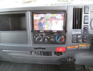 いすゞ クレーン付 小型 平成27年8月 TRG-NPR85AR 12枚目