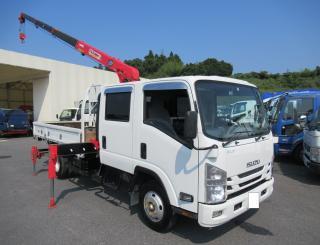 いすゞ クレーン付 小型 平成27年8月 TRG-NPR85AR 24枚目